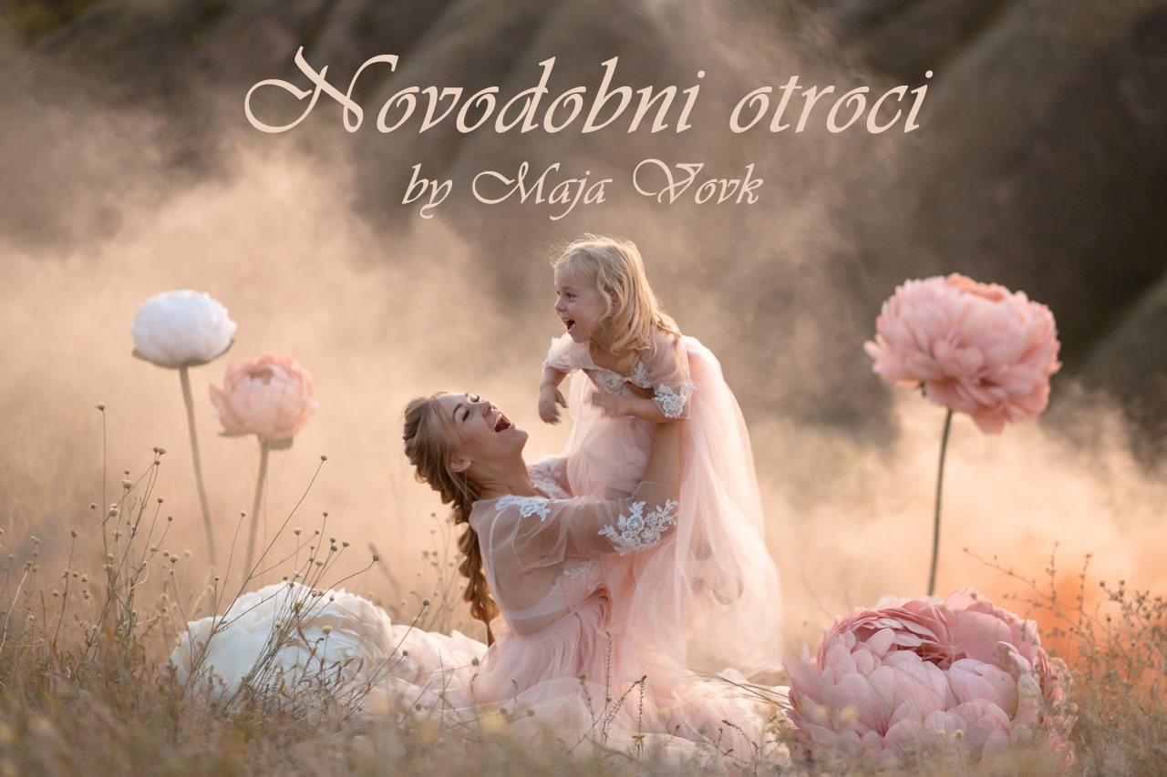 Novodobni otroci by Maja Vovk